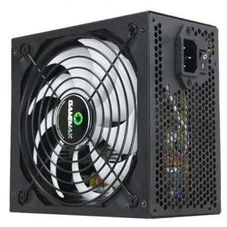 Блок питания ATX 550 Вт GameMax GP-550 EX221641RUS блок питания atx 800 вт gamemax gm 800 ex221641rus