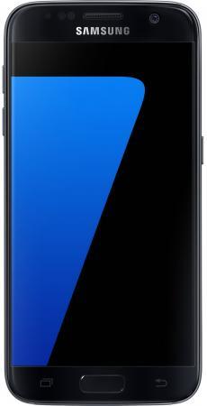 Смартфон Samsung Galaxy S7 черный 5.1 32 Гб NFC LTE Wi-Fi GPS 3G SM-G930FZKUSER смартфон asus zenfone live zb501kl золотистый 5 32 гб lte wi fi gps 3g 90ak0072 m00140