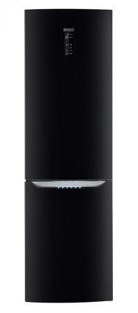 Холодильник LG GA-B489SBQZ черный холодильник lg ga b499zvsp silver
