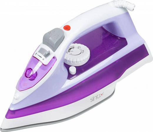 Утюг Sinbo SSI 2887 2200Вт пурпурный утюг sinbo ssi 2875 2200вт синий