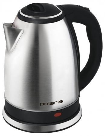 Чайник Polaris PWK 1737CA 1800 Вт 1.7 л металл серебристый чайник polaris pwk 1745ca 1800 вт 1 7 л металл серебристый