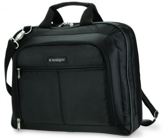 Сумка для ноутбука 15.6 Kensington SP40 Classic Case нейлон черный K62563EV сумка для ноутбука 12 kensington sp12 неопрен
