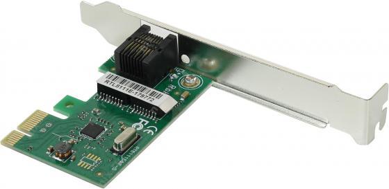 Сетевой адаптер Orient XWT-R81PE PCI-E 10/100/1000Mbps pci e to