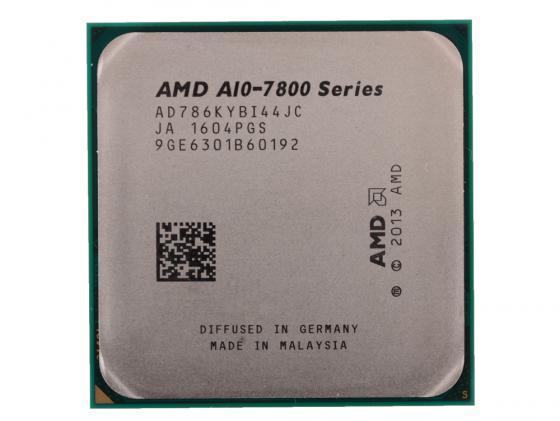 Процессор AMD A10 7860-K 3.6GHz 4Mb AD786KYBI44JC Socket FM2+ OEM