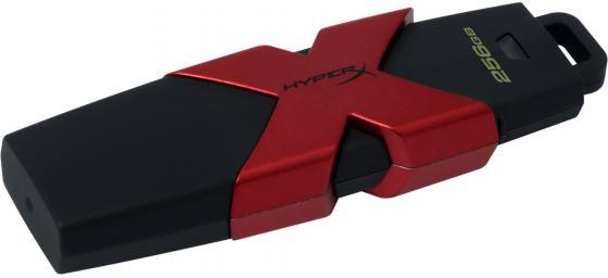 Флешка USB 256Gb Kingston HX Savage HXS3/256GB kingston kingston hxs3 512gb usb3 1 hyperx savage usb накопитель
