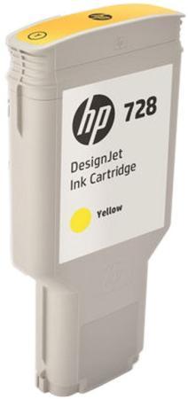 Картридж HP 728 F9K15A для DJ T730 желтый картридж hp 728 f9k17a для dj t730 голубой
