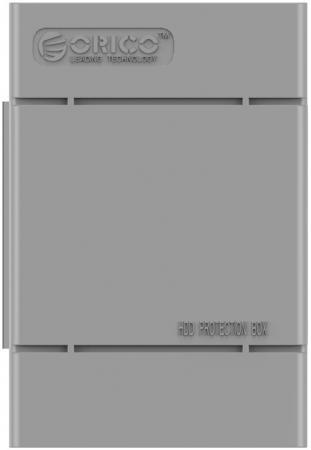 Чехол для HDD 3.5 Orico PHP-35-GY серый чехол для hdd 3 5 orico php 35 sn зеленый