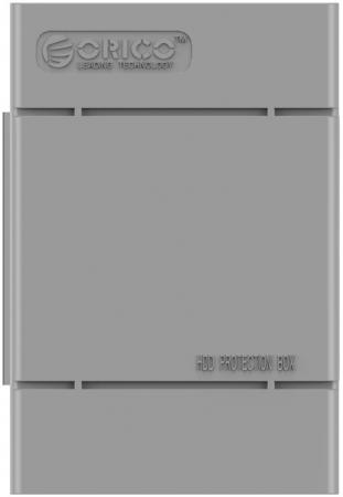 Чехол для HDD 3.5 Orico PHP-35-GY серый аксессуар orico php 35 bl blue