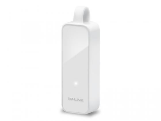 Сетевой адаптер TP-LINK UE300 10/100/1000Mbps USB 3.0 сетевой адаптер питания lp с usb выходом