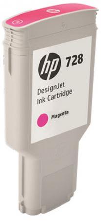 Картридж HP 728 F9K16A для Designjet T730/T830 пурпурный hp designjet t830 36 f9a30a