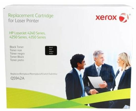 Фото - Картридж Xerox CS-EXV33 для HP Laser Jet 4250 11000стр Черный картридж sakura c4096a для hp laser jet 2100 2200 2100m 2100tn черный 5000 к