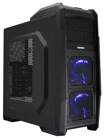 Корпус ATX GameMax G506 Без БП чёрный цена