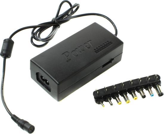 Блок питания для ноутбука KS-is Tirzo KS-271 90Вт кабель otg для мобильных телефонов и планшетов usb2 0 тип а f minib 5p otg ks is ks 132