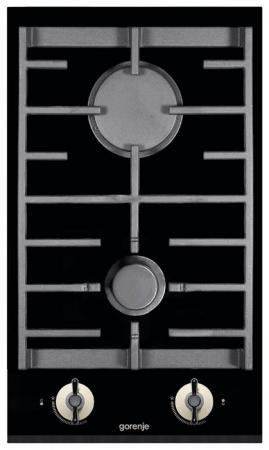 Варочная панель газовая Gorenje GC341INI черный варочная панель электрическая gorenje ect693orab черный