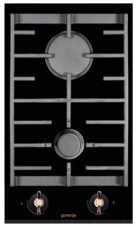 Варочная панель газовая Gorenje GC341INB черный варочная панель газовая gorenje gc341inb черный
