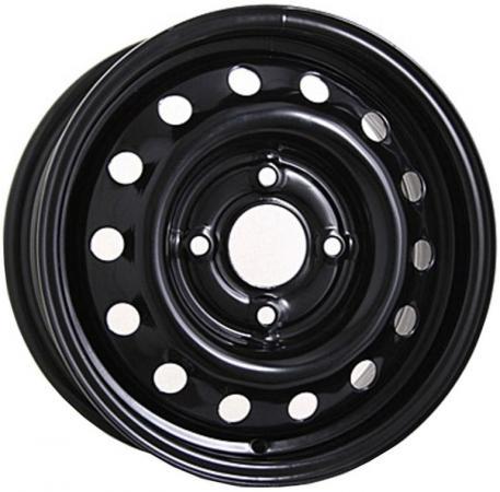 Диск KFZ 8350 5.5xR15 4x114.3 мм ET50 Черный колесные диски kfz 9610 6 0x16 5x112 d57 1 et53