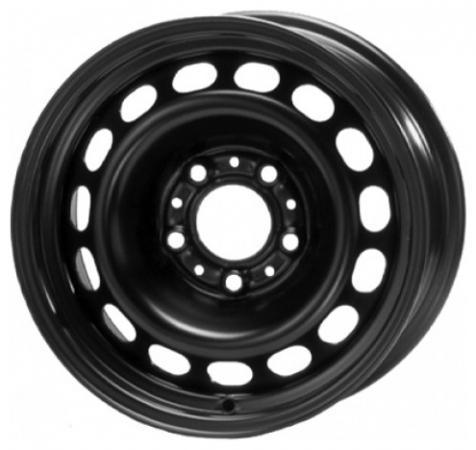 Диск KFZ 7710 6xR15 5x105 мм ET39 Черный колесные диски gr 1007 6x15 5x105 d56 6 et39 s