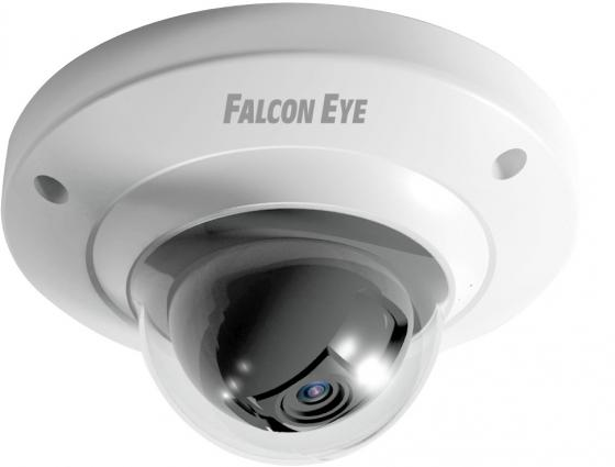 Камера IP Falcon EYE FE-IPC-DW200P CMOS 1/2.8 1920 x 1080 H.264 RJ-45 LAN PoE белый