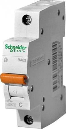 Автоматический выключатель Schneider Electric ВА63 1П 20A C 11204