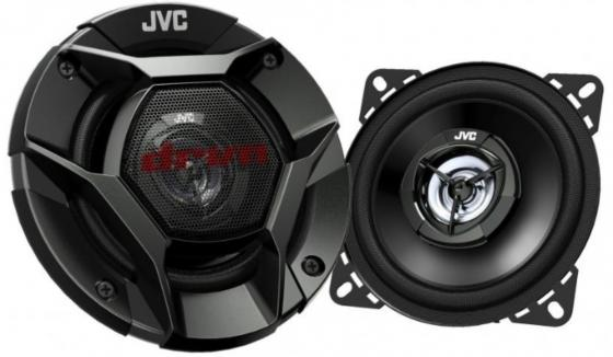 Автоакустика JVC CS-DR420 коаксиальная 2-полосная 10см 35Вт-220Вт автоакустика jbl cs 752 коаксиальная 2 полосная 13см 35вт 105вт