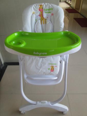 Стульчик для кормпления Baby Care Trona (green) baby care стульчик для кормления trona baby care