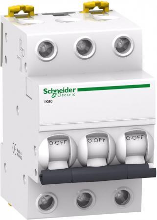 Автоматический выключатель Schneider Electric iK60 3П 20A C A9K24320 цена