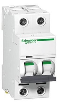 Автоматический выключатель Schneider Electric EASY 9 2П 50A C EZ9F34250