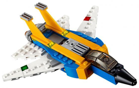 Конструктор LEGO Криэйтор Реактивный самолет 100 элементов 31042 lego creator 31042 лего криэйтор реактивный самолет