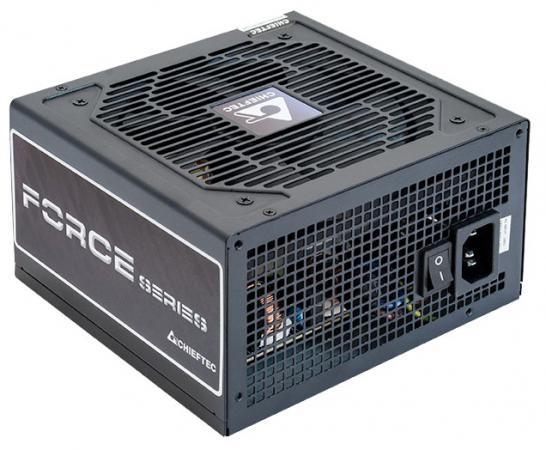 Блок питания ATX 400 Вт Chieftec CPS-400S блок питания atx 550 вт chieftec cps 550s