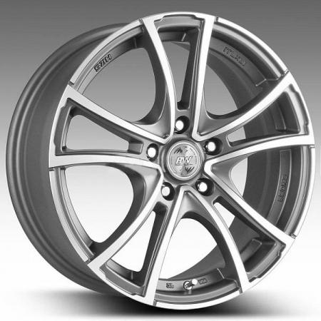 Диск RW Classic H-496 6xR14 4x100 мм ET38 DDN F/P диск replay mr105 8x17 5x112 et38 0 sil