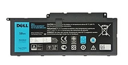 Аккумуляторная батарея для ноутбуков DELL 4 cell для Dell E7450 451-BBOG аккумуляторная батарея для ноутбуков dell 9 cell для dell precision m4700 m6700 m4600 m6600 451 11744