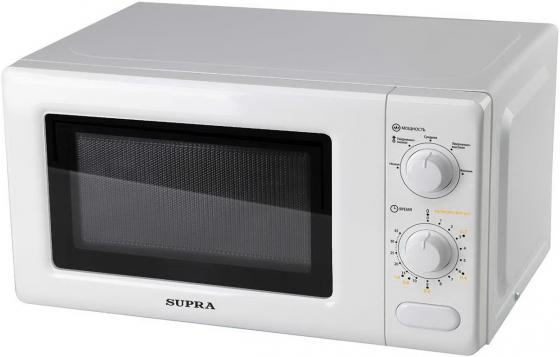 Микроволновая печь Supra MWS-2125MW 700 Вт белый supra микроволновая печь mws 2103ms 700 вт 21л