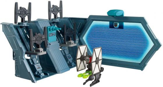 Игровой набор Hot Wheels Star Wars Tie Fighter CGN33/CMT37 hot wheels звездный корабль command shuttle star wars hot wheels