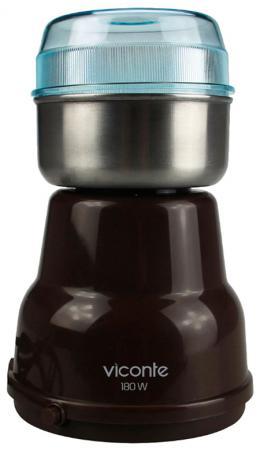 Кофемолка Viconte VC-3103 180 Вт коричневый viconte vc 4406 белый