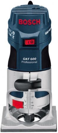 Фрезер Bosch GKF 600 + оснастка bosch gkf 600 professional 060160a101