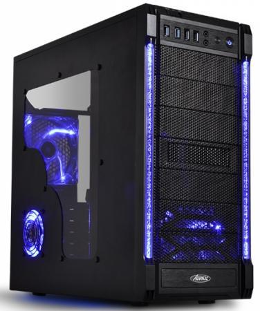 Корпус ATX GameMax S8825 Evalution Без БП чёрный цена и фото
