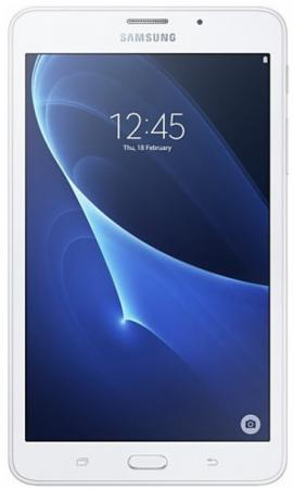Планшет Samsung Galaxy Tab A 6 7 8Gb White Wi-Fi 3G Bluetooth LTE Android SM-T285NZWASER