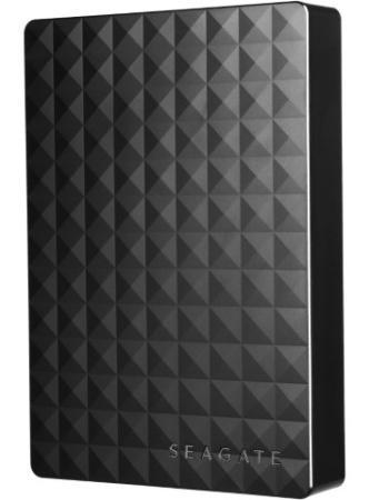 Внешний жесткий диск 2.5 USB3.0 4 Tb Seagate STEA4000400 черный
