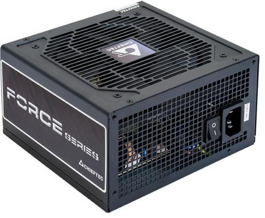 Блок питания ATX 450 Вт Chieftec CPS-450S блок питания atx 550 вт chieftec cps 550s