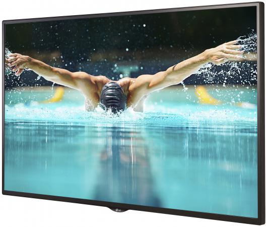 Плазменный телевизор 49 LG 49SE3B-BE черный 1920x1080 Wi-Fi RJ-45 HDMI жк панель lg 32 32se3b be 32se3b be