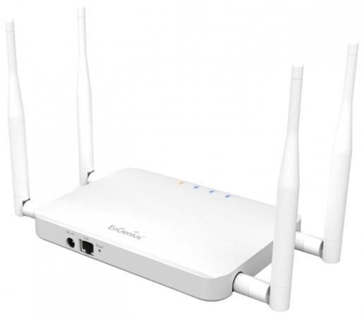 Точка доступа EnGenius ECB600 802.11n 600Mbps 2.4/5 ГГц маршрутизатор engenius enh900ext 802 11n 450mbps 5 ггц 2 4 ггц 2xlan белый