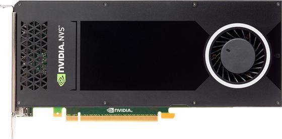 Видеокарта PNY Quadro NVS 810 NVS 810 PCI-E 4096Mb GDDR3 128 Bit Retail видеокарта hp nvidia nvs 315