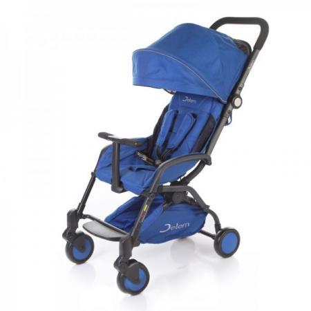 Прогулочная коляска Jetem Muzzy (blue) jetem прогулочная коляска fit jetem