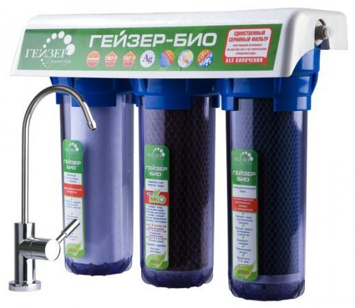 Фильтр Гейзер Био 312 для очистки мягкой воды 66025 аксессуар био фильтр daikin kaf972a4e для mc707