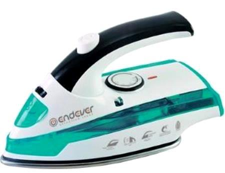 Утюг Endever Odyssey Q-709 1450Вт бело-синий утюг дорожный endever q 710