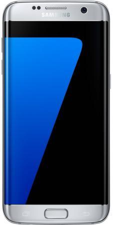 "все цены на  Смартфон Samsung Galaxy S7 Edge серебристый 5.5"" 32 Гб NFC LTE Wi-Fi GPS SM-G935FZSUSER  онлайн"