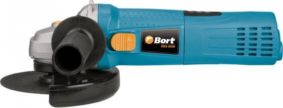 Углошлифовальная машина BORT BWS-905-R 125 мм 900 Вт