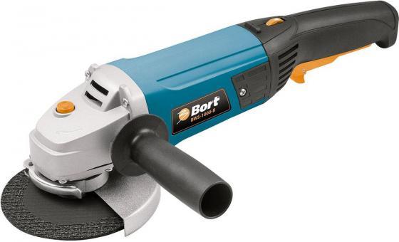 Углошлифовальная машина BORT BWS-1000-R 125 мм 900 Вт