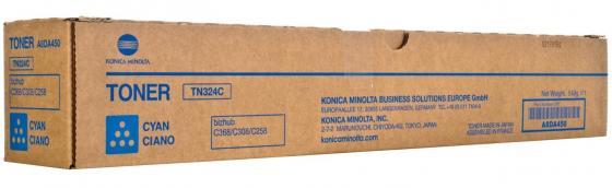 Тонер Konica Minolta A8DA450 TN-324C для bizhub C308/C368 синий
