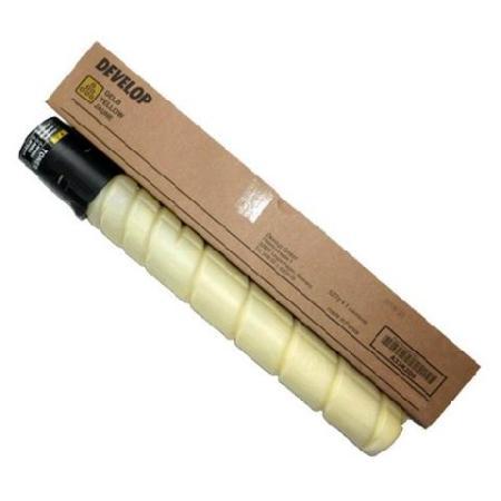 Тонер Konica Minolta A8K3250 TN-221Y для bizhub C227/287 желтый 4 x 100kg refill laser copier color toner powder kits kit for konica minolta bizhub c8650 c 200 200e 20 253 353 8650 printer